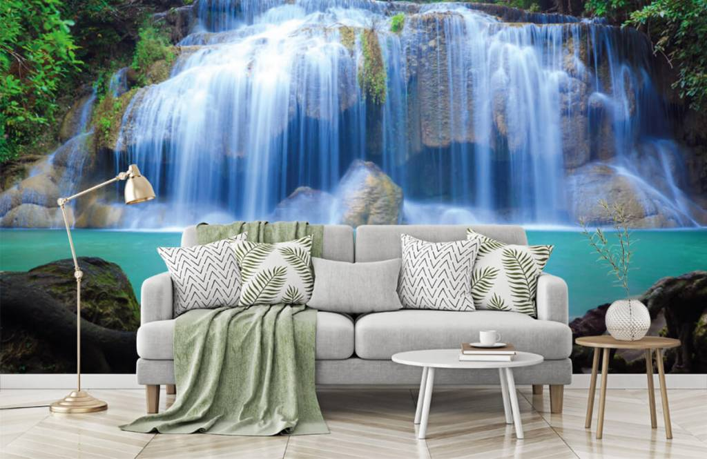 Cascades - Chute d'eau étonnante - Chambre à coucher 7