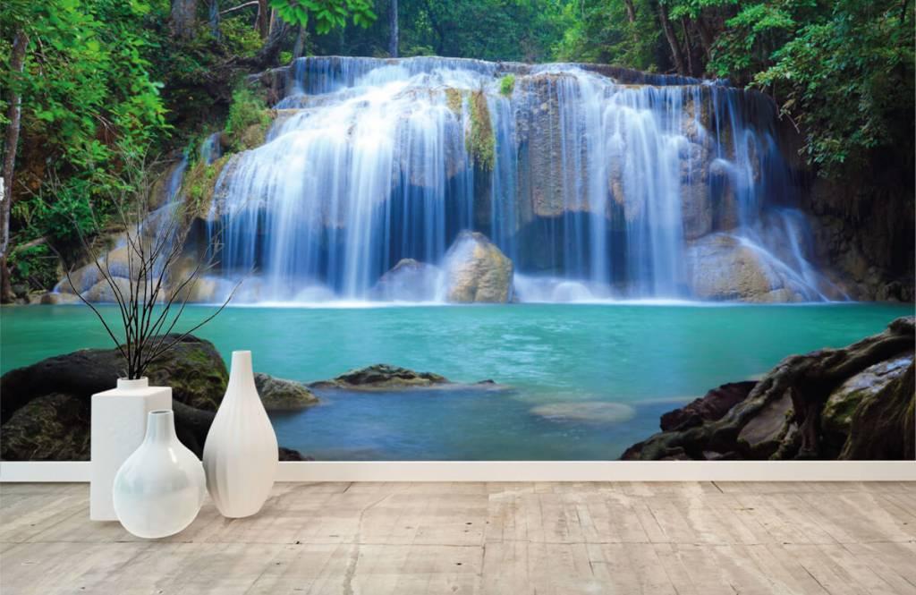 Cascades - Chute d'eau étonnante - Chambre à coucher 8