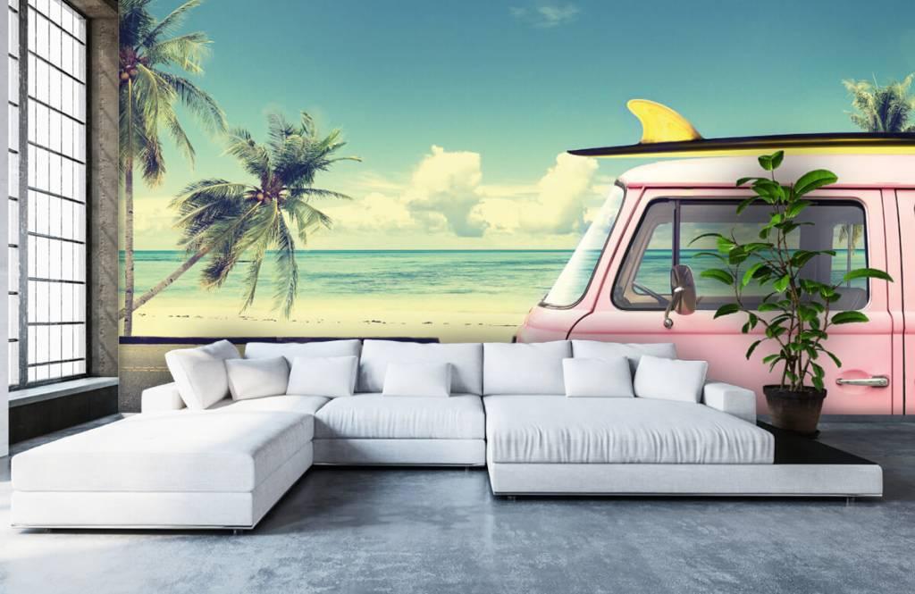 Transportation - Autobus de surf Volkswagen - Chambre à coucher 6