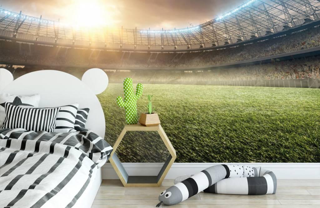 Stades - Stade de football - Chambre des enfants 1