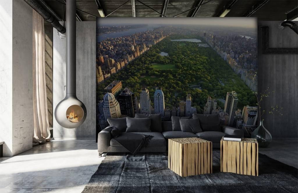 Papier peint Villes - Central Park - Chambre à coucher 1