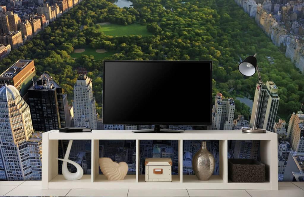 Papier peint Villes - Central Park - Chambre à coucher 6