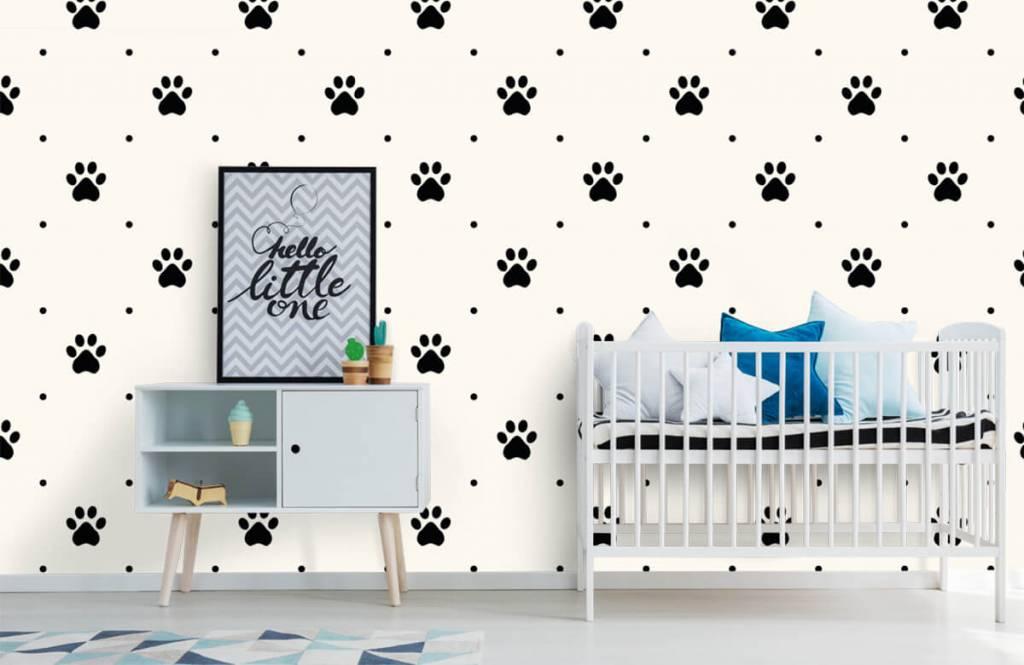 Other - Pattes de chien - Chambre des enfants 6