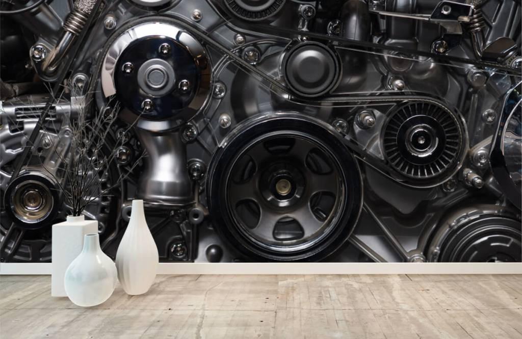 Elements - Moteur - Garage 8