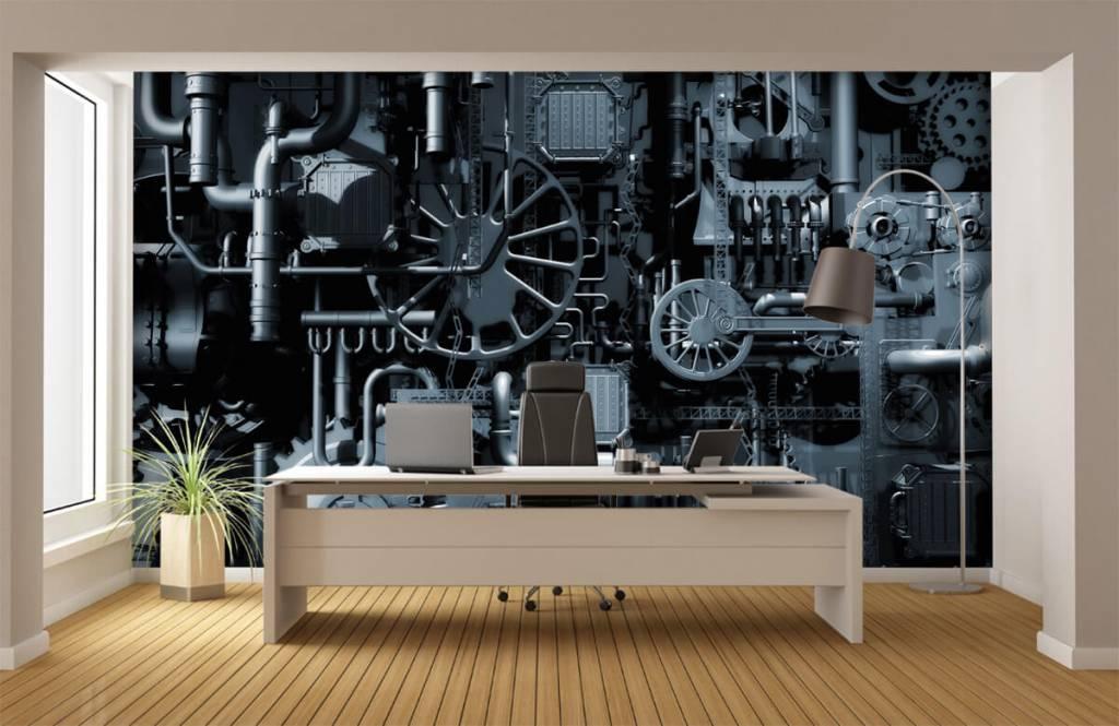 Elements - Maschine - Garage 1