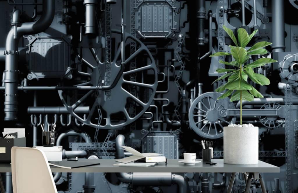 Elements - Maschine - Garage 2