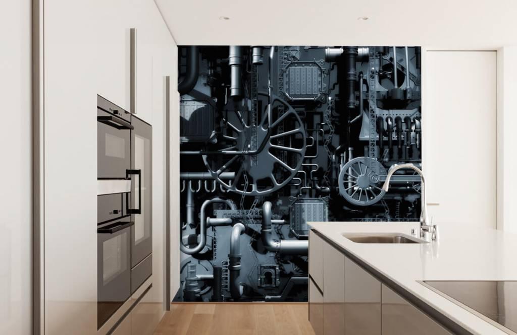 Elements - Maschine - Garage 4
