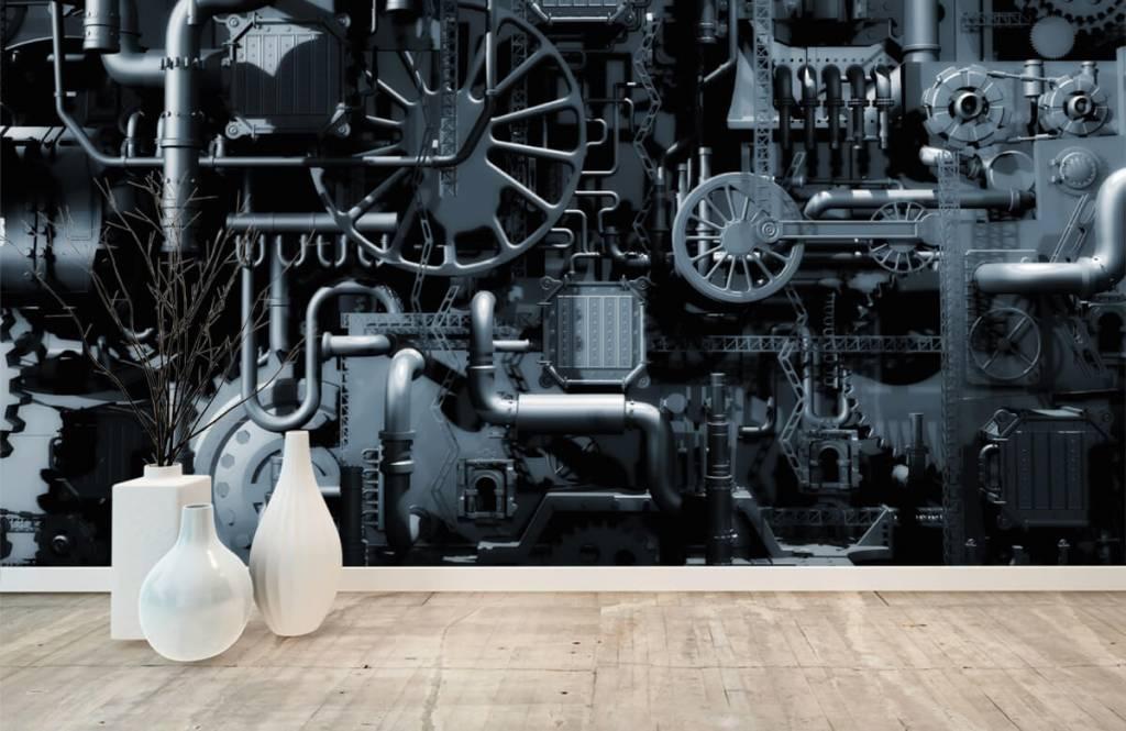 Elements - Maschine - Garage 7