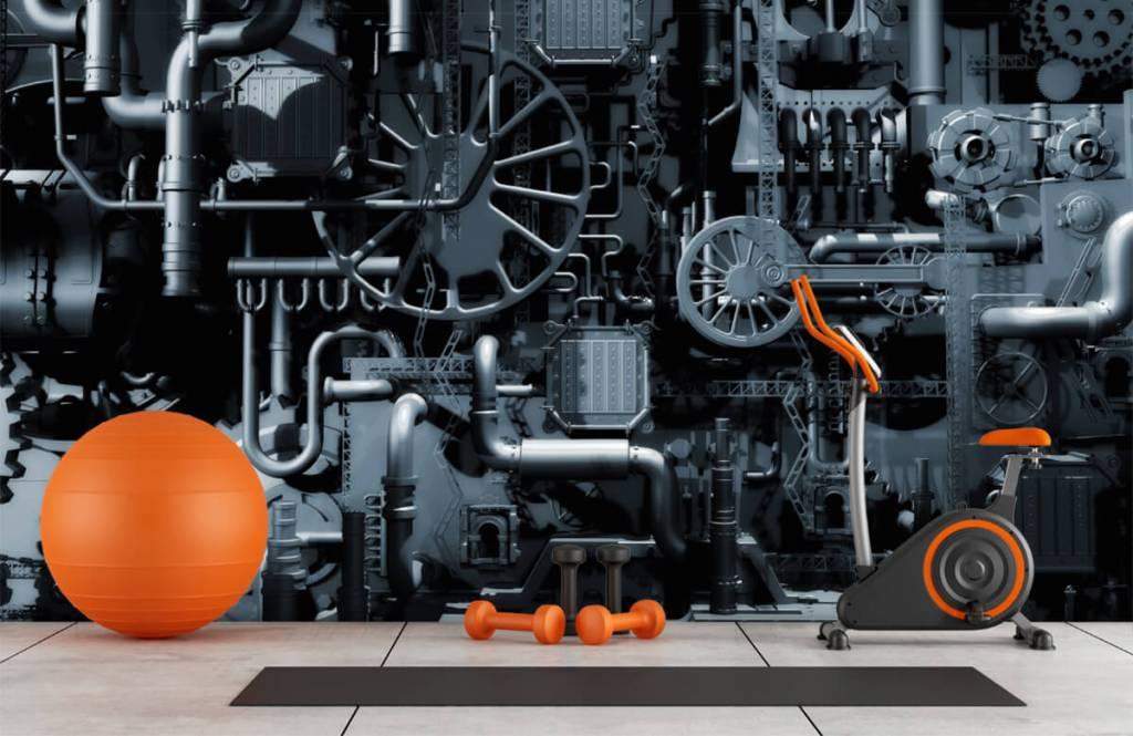 Elements - Maschine - Garage 8