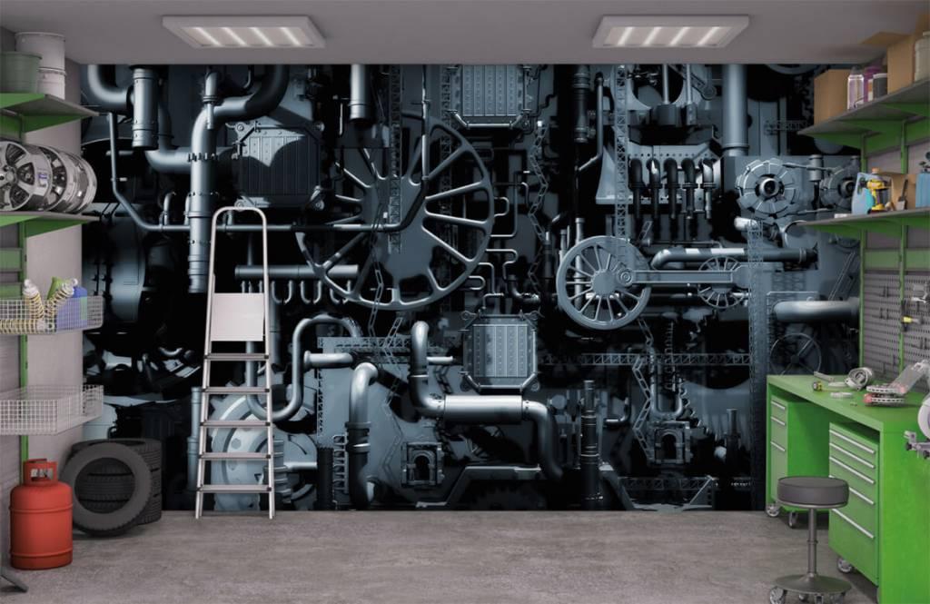 Elements - Maschine - Garage 9