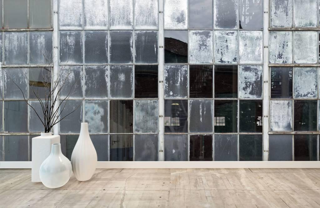 Buildings - Ancienne fenêtre d'usine - Chambre d'hobby 8