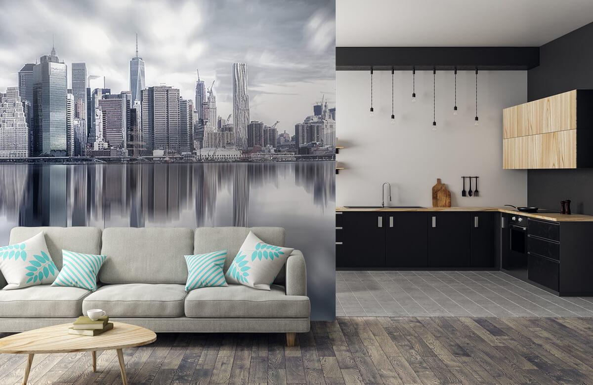 Manhattan Reflection 9