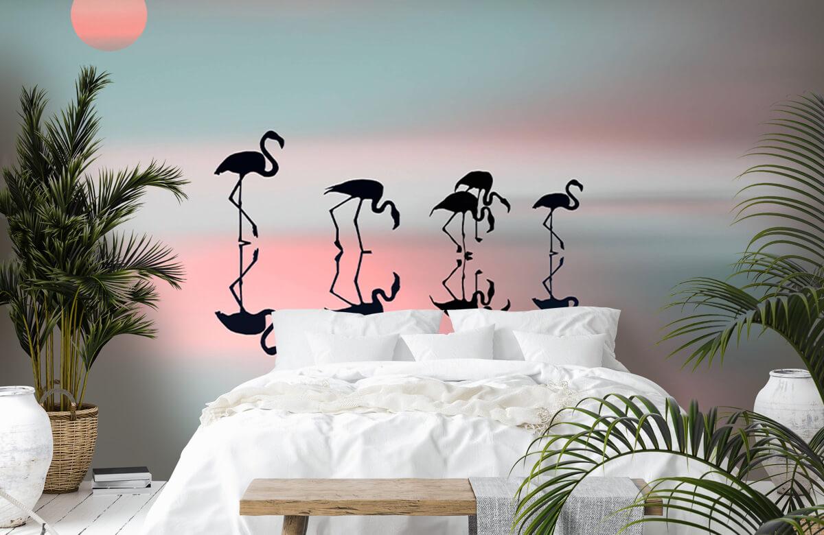Effecten Family flamingos 2