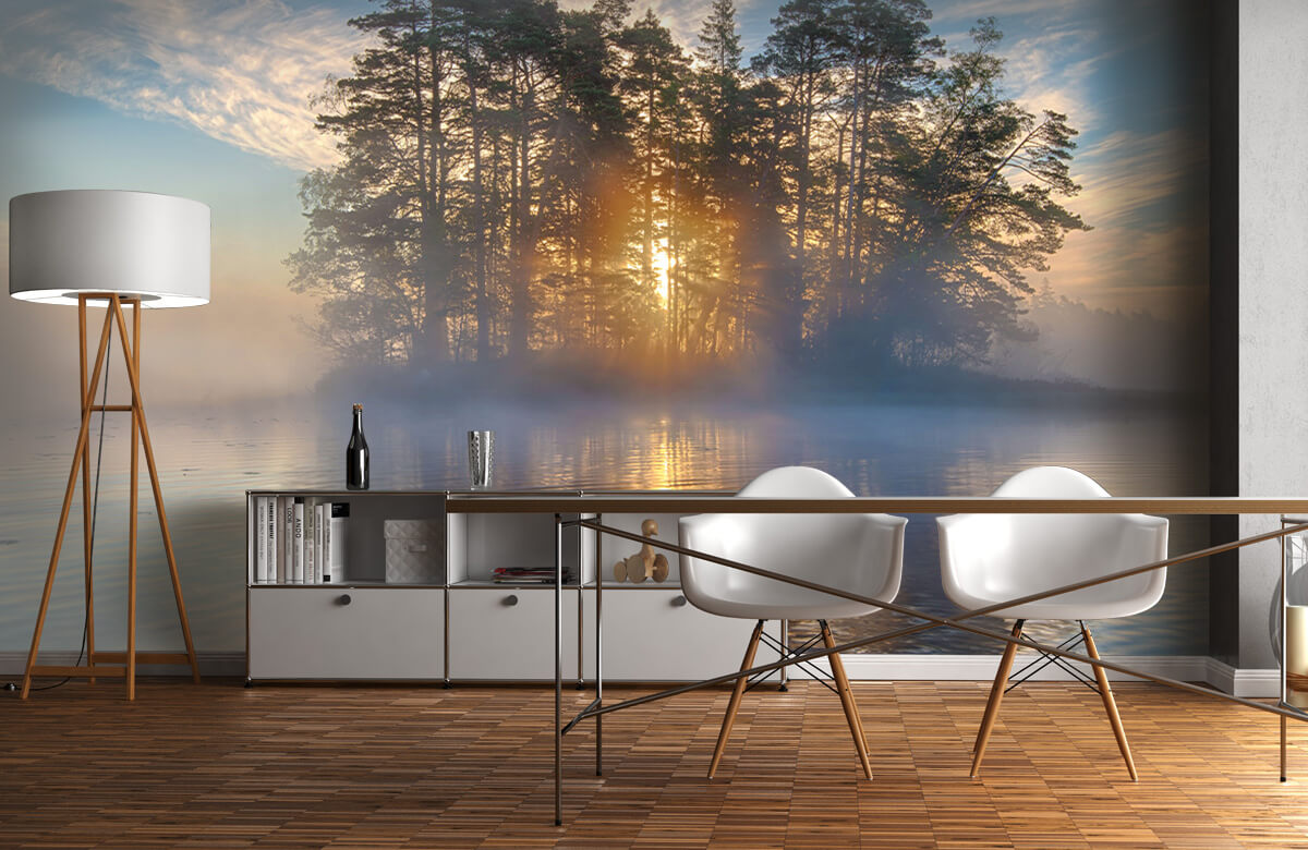 Landscape Morning light 6