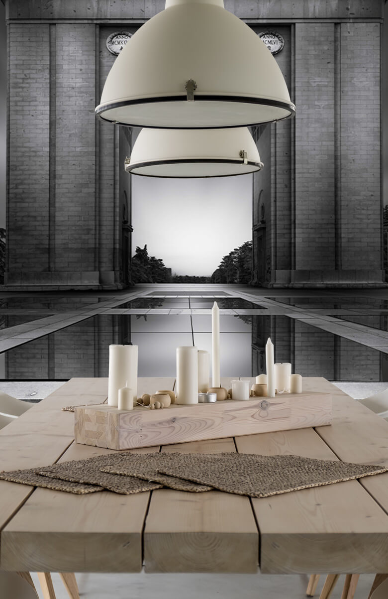 Architecture Arch of Moncloa 9