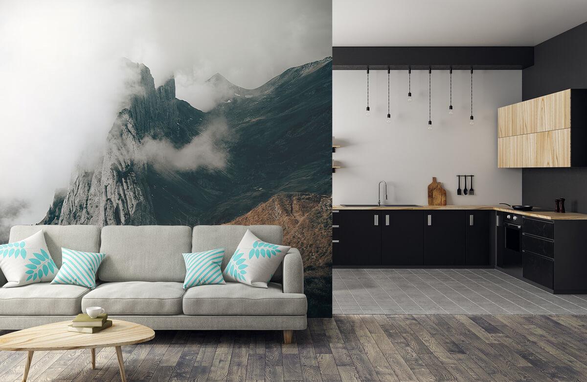 Wallpaper Alpes suisses 10