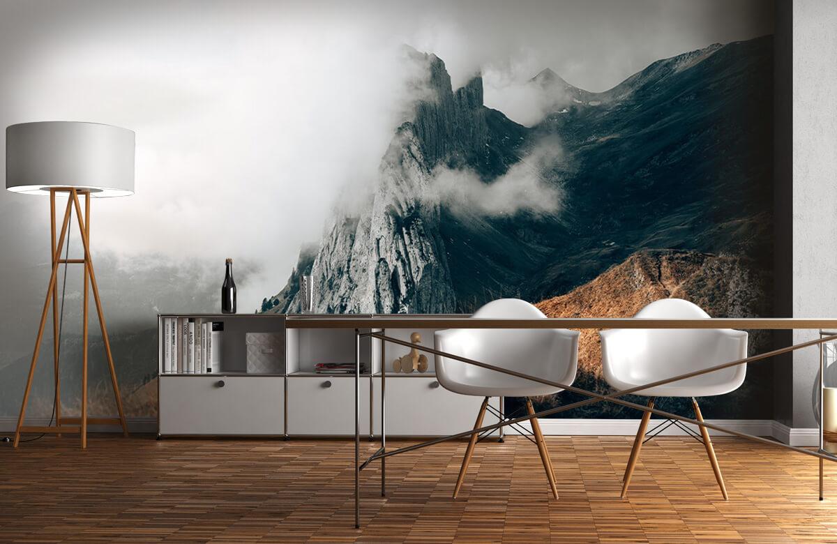Wallpaper Alpes suisses 1