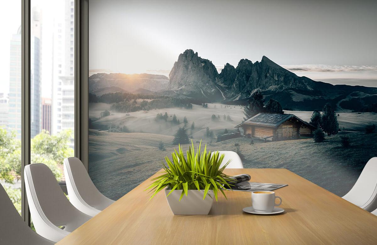 Wallpaper Paysage du Tyrol du Sud 2