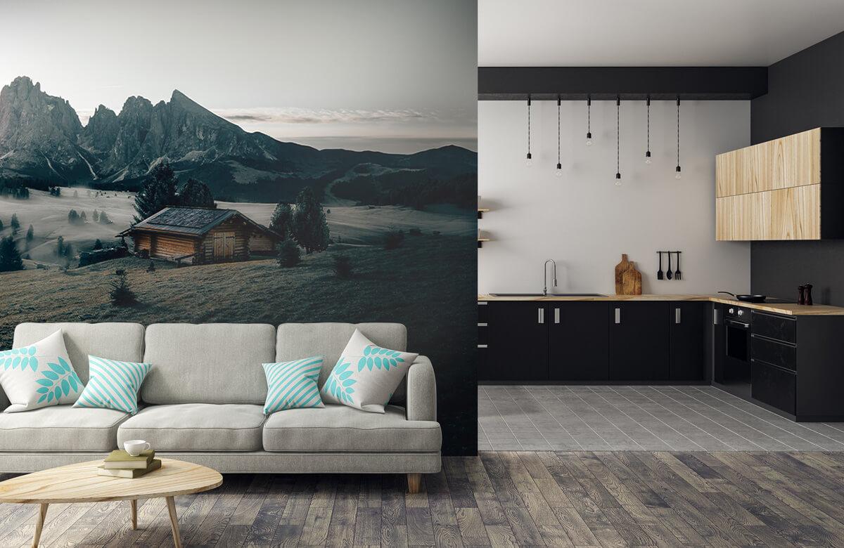 Wallpaper Paysage du Tyrol du Sud 11