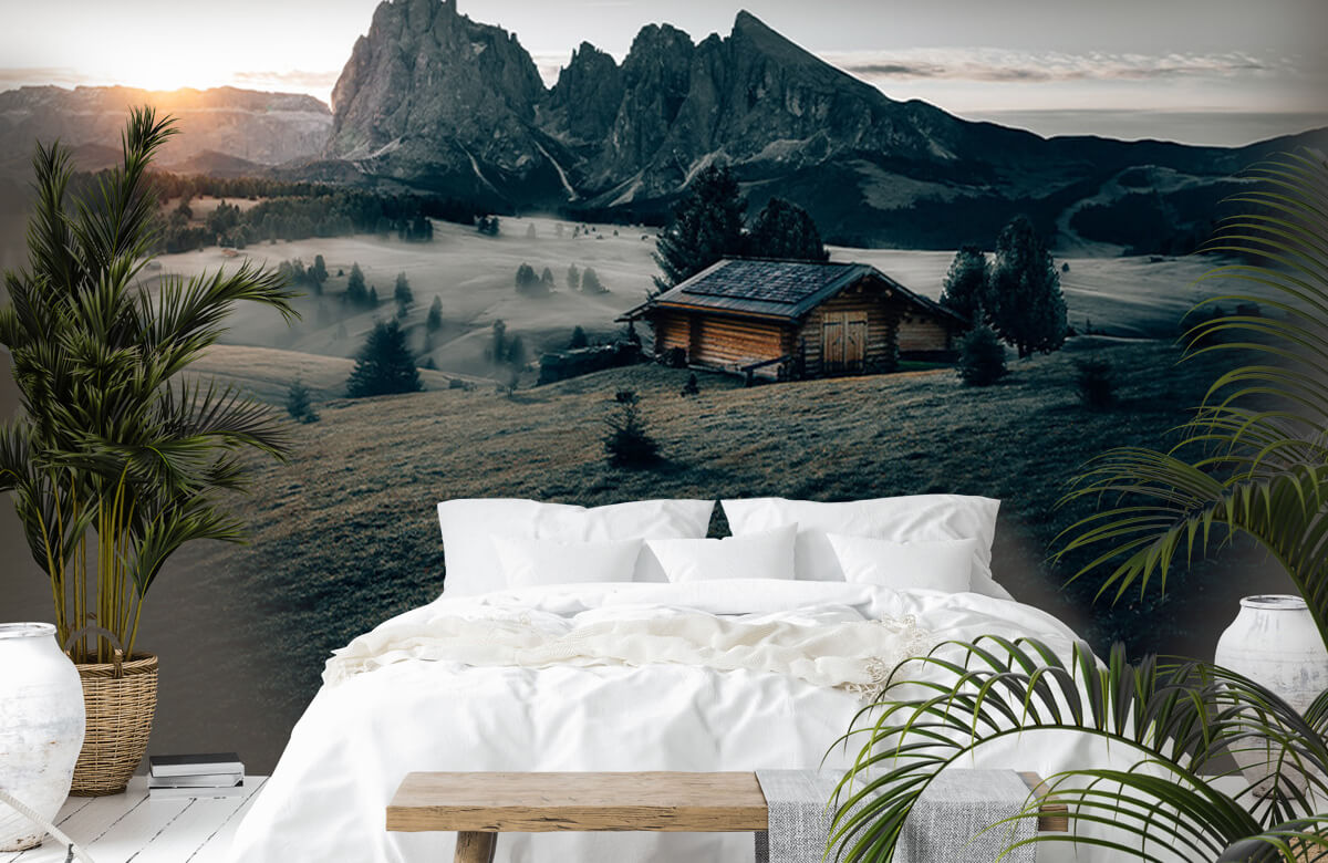 Wallpaper Paysage du Tyrol du Sud 7