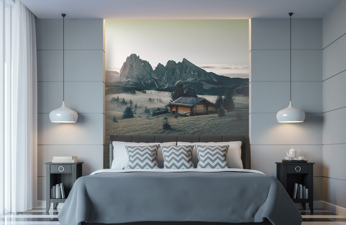Wallpaper Paysage du Tyrol du Sud 3