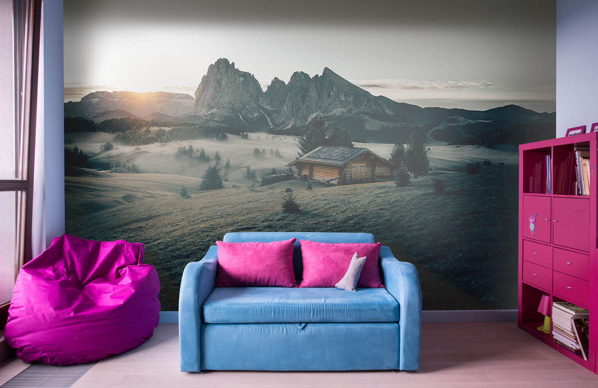 Wallpaper Paysage du Tyrol du Sud 5