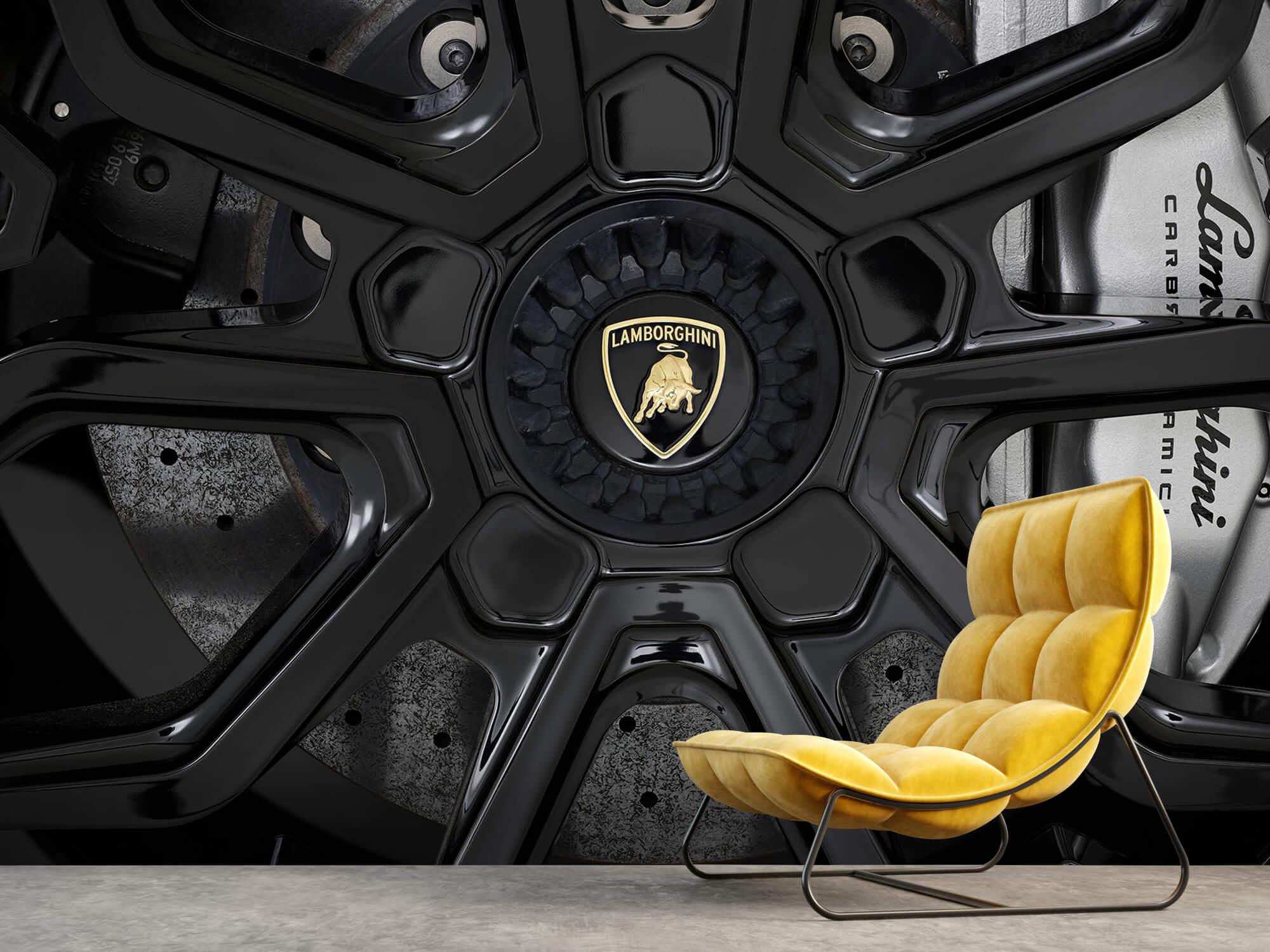 Pattern Lamborghini Huracán - Roue 11