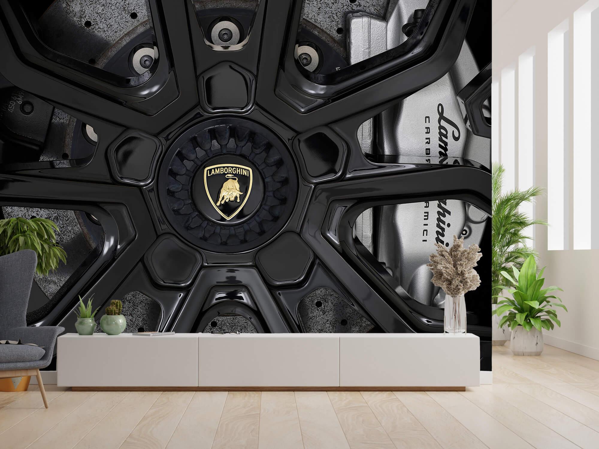 Pattern Lamborghini Huracán - Roue 4