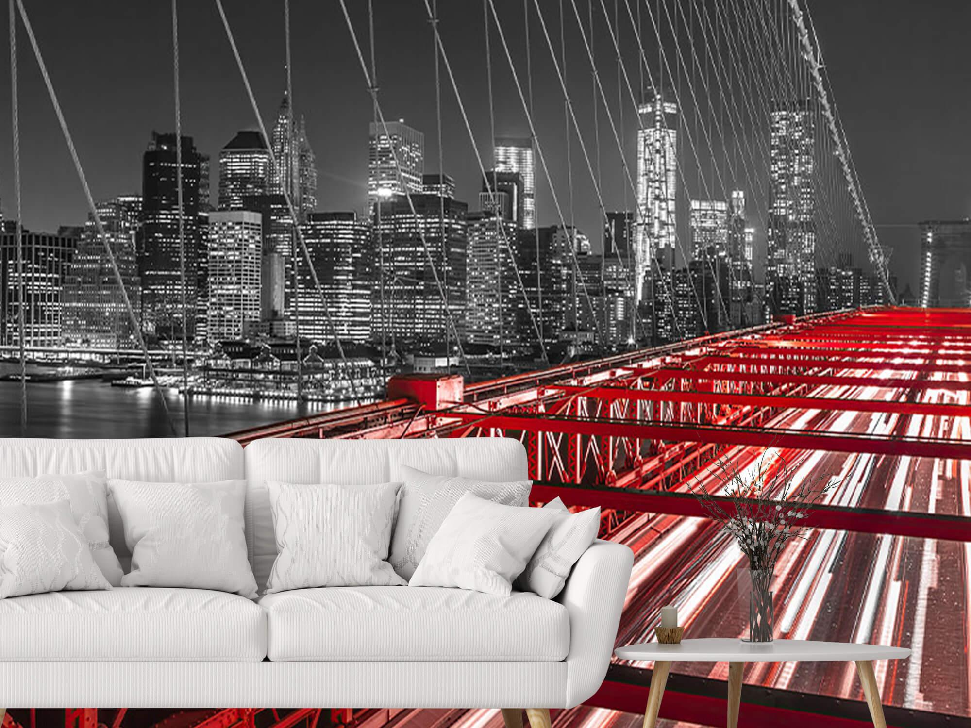 Pont de Brooklyn rouge 5
