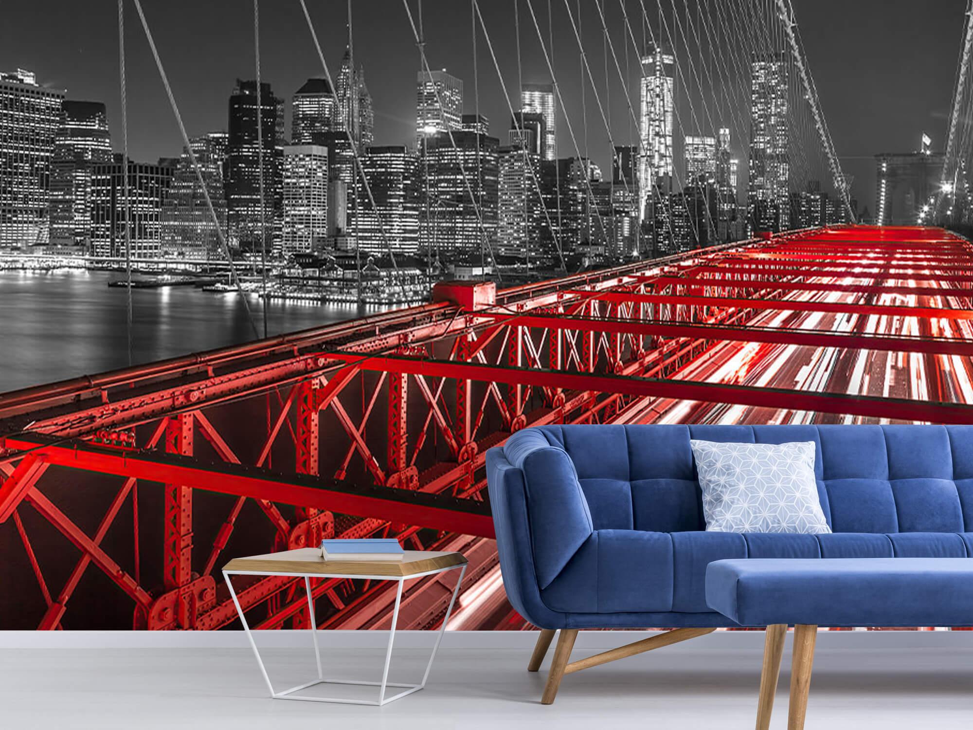 Pont de Brooklyn rouge 7