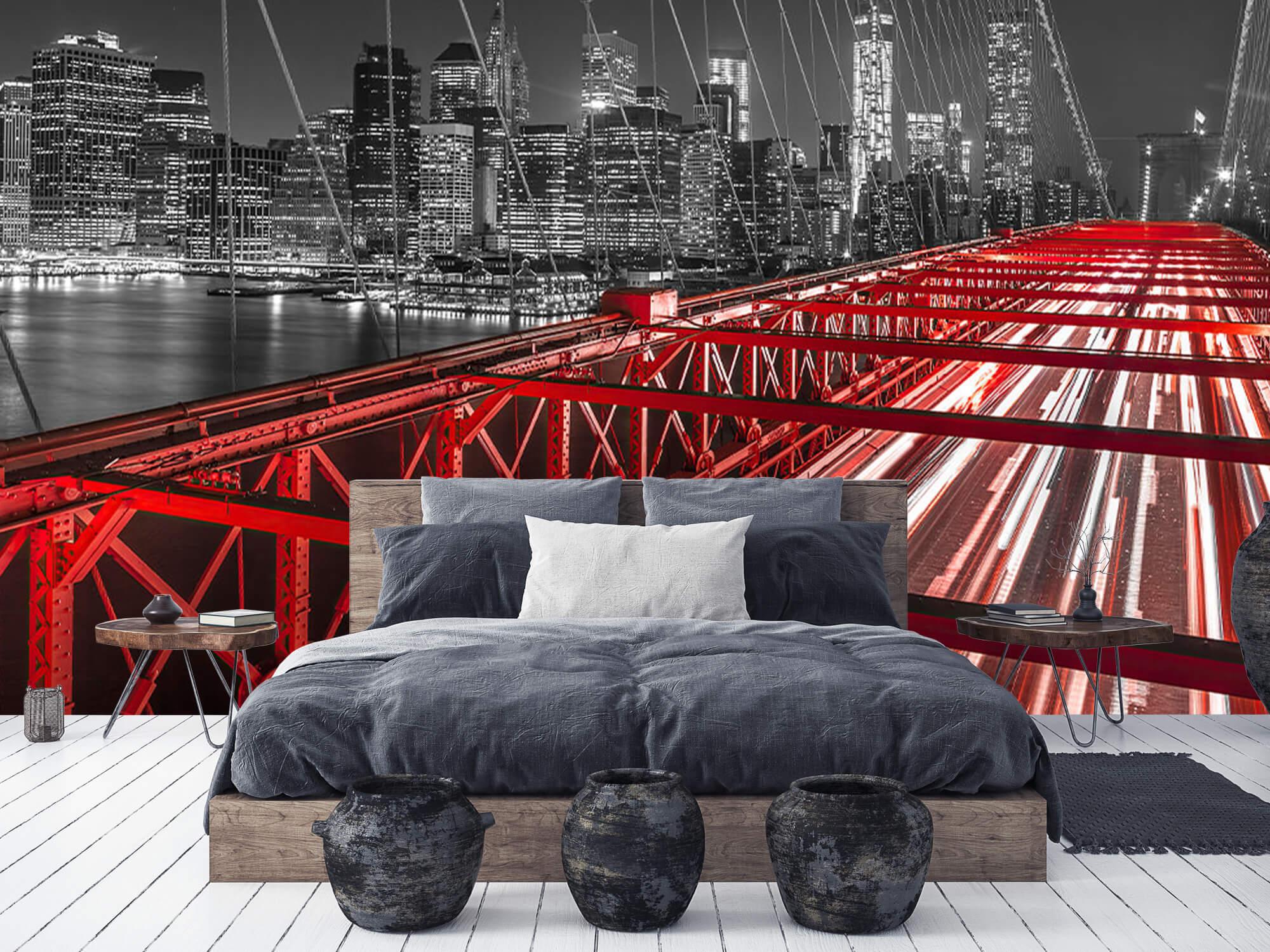 Pont de Brooklyn rouge 10