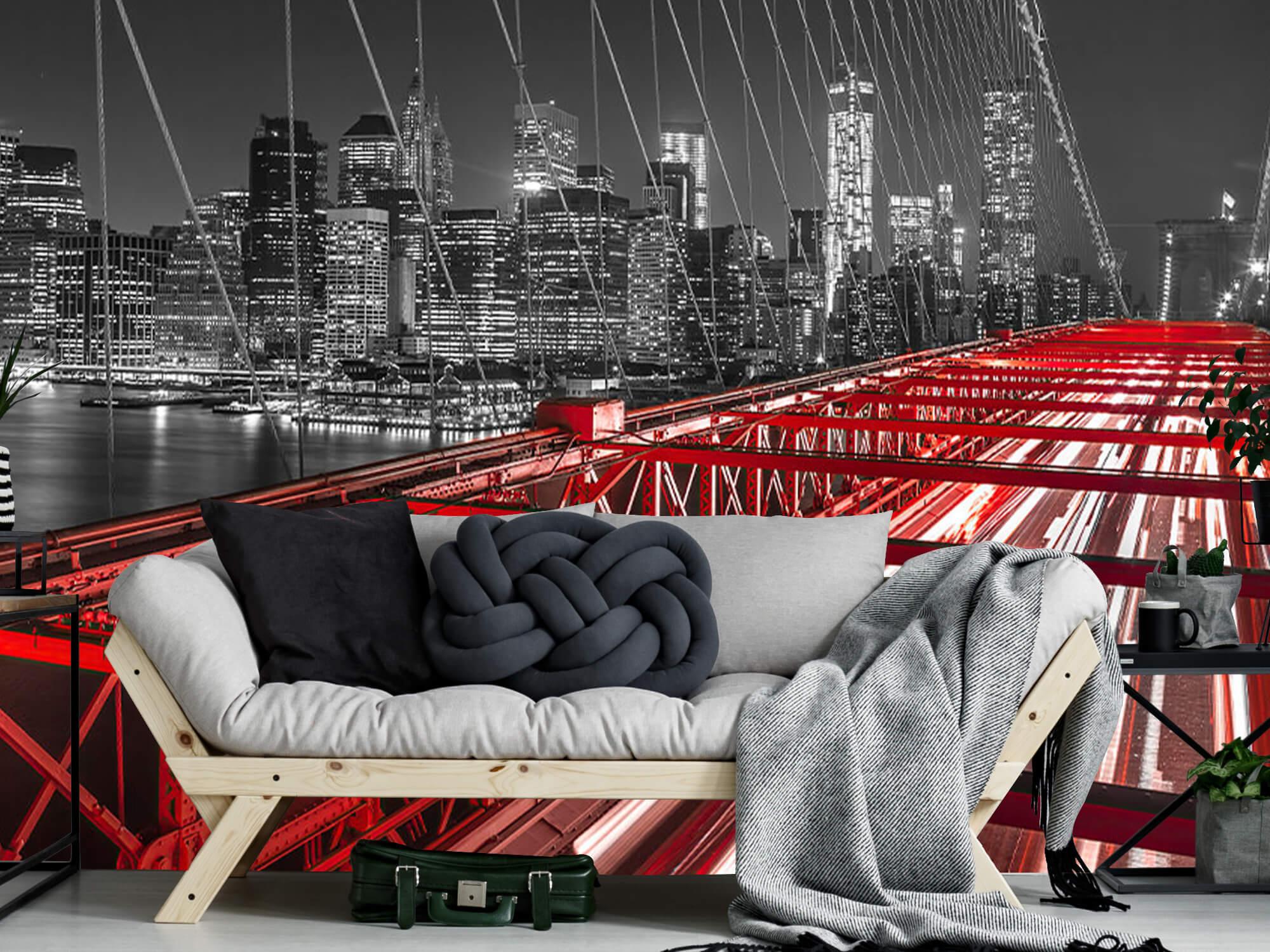 Pont de Brooklyn rouge 12