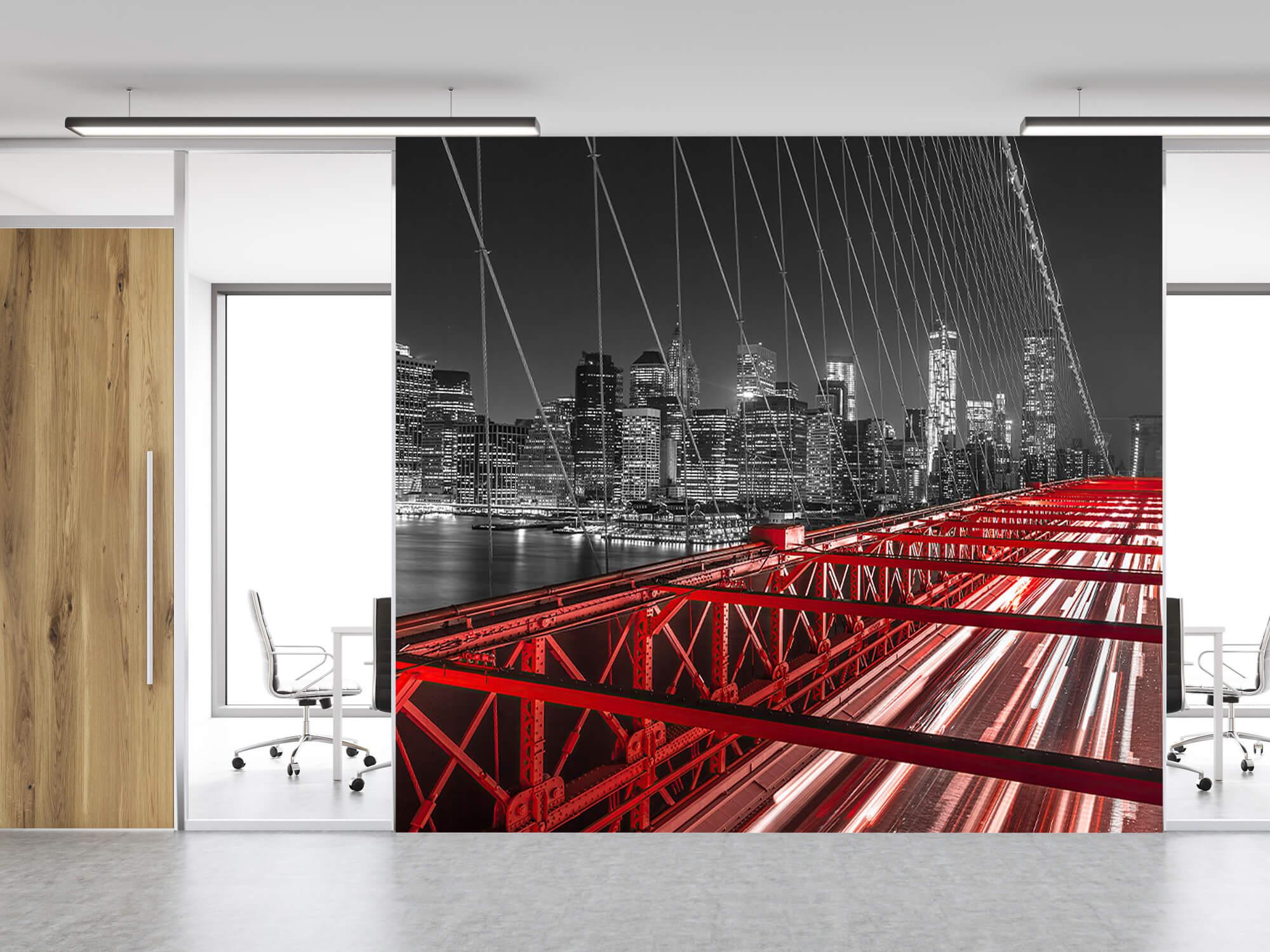 Pont de Brooklyn rouge 4