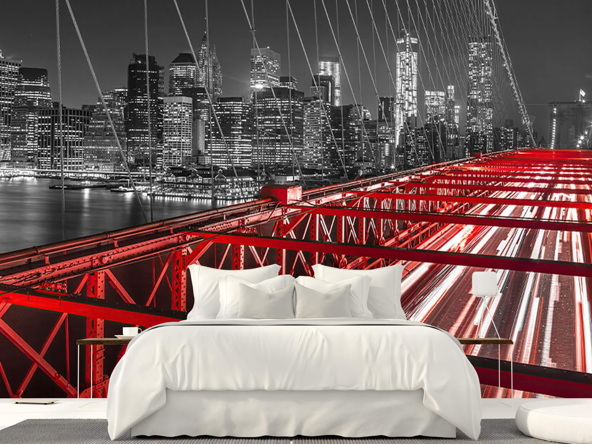 Pont de Brooklyn rouge 15