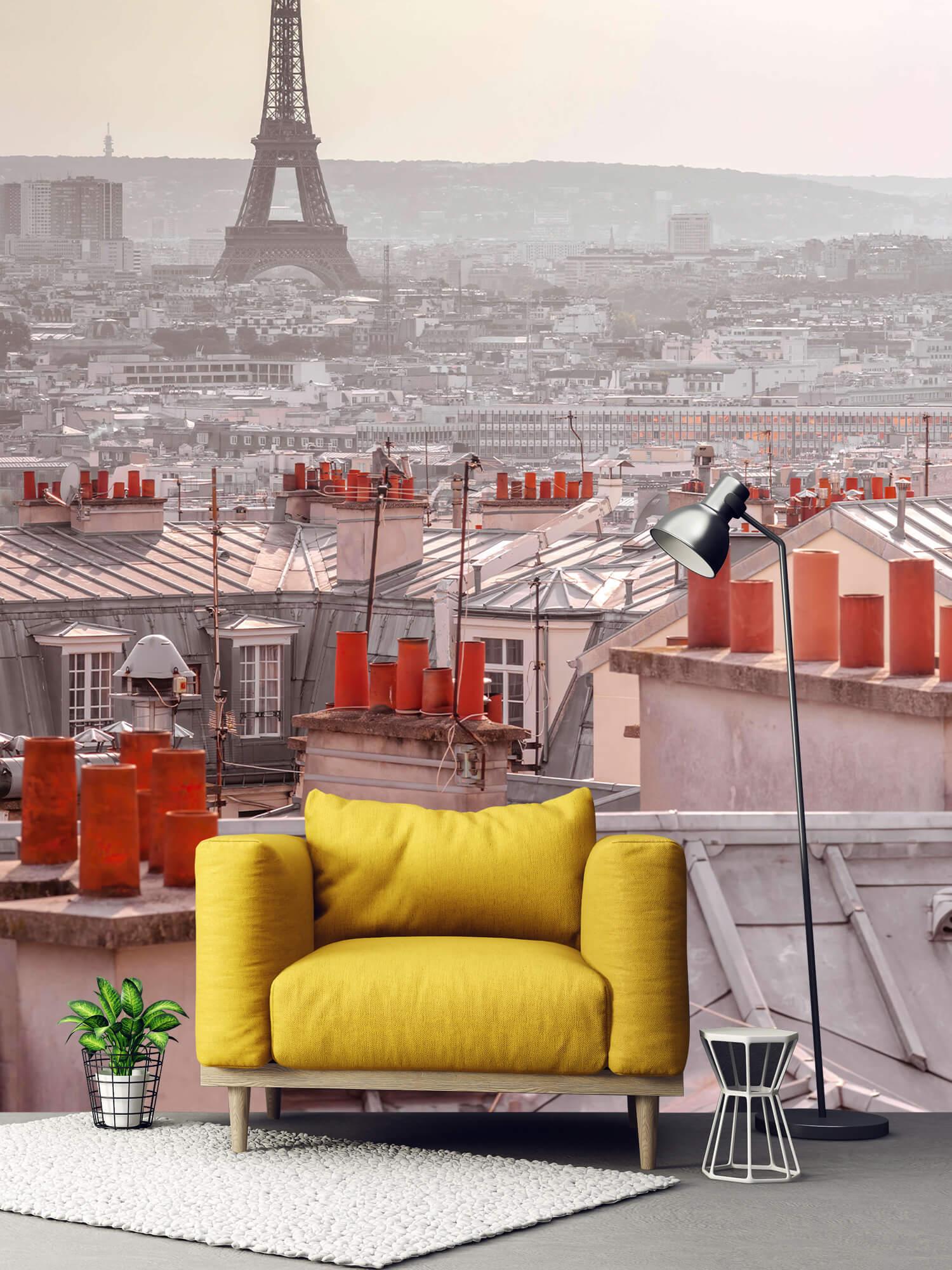 La Tour Eiffel depuis Montmartre 2