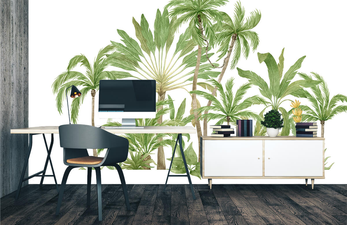 Design de palmiers 3