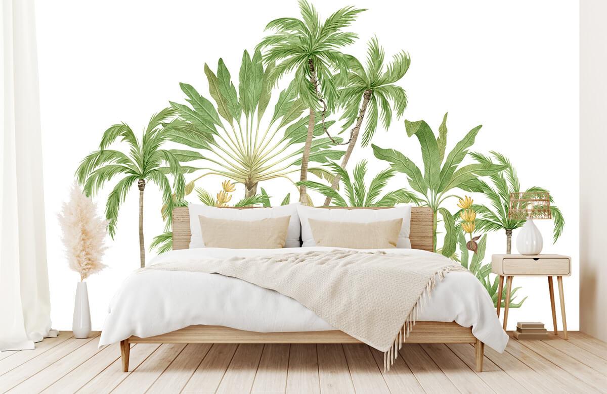 Design de palmiers 1