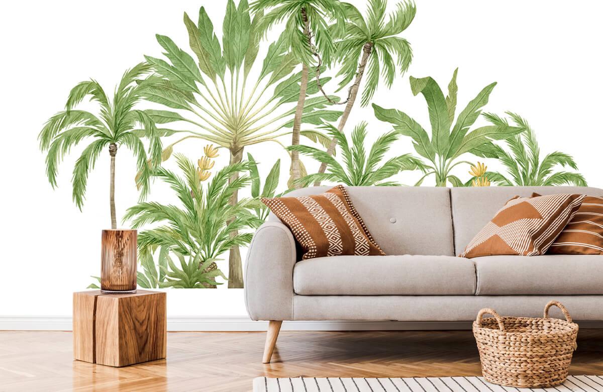 Design de palmiers 7