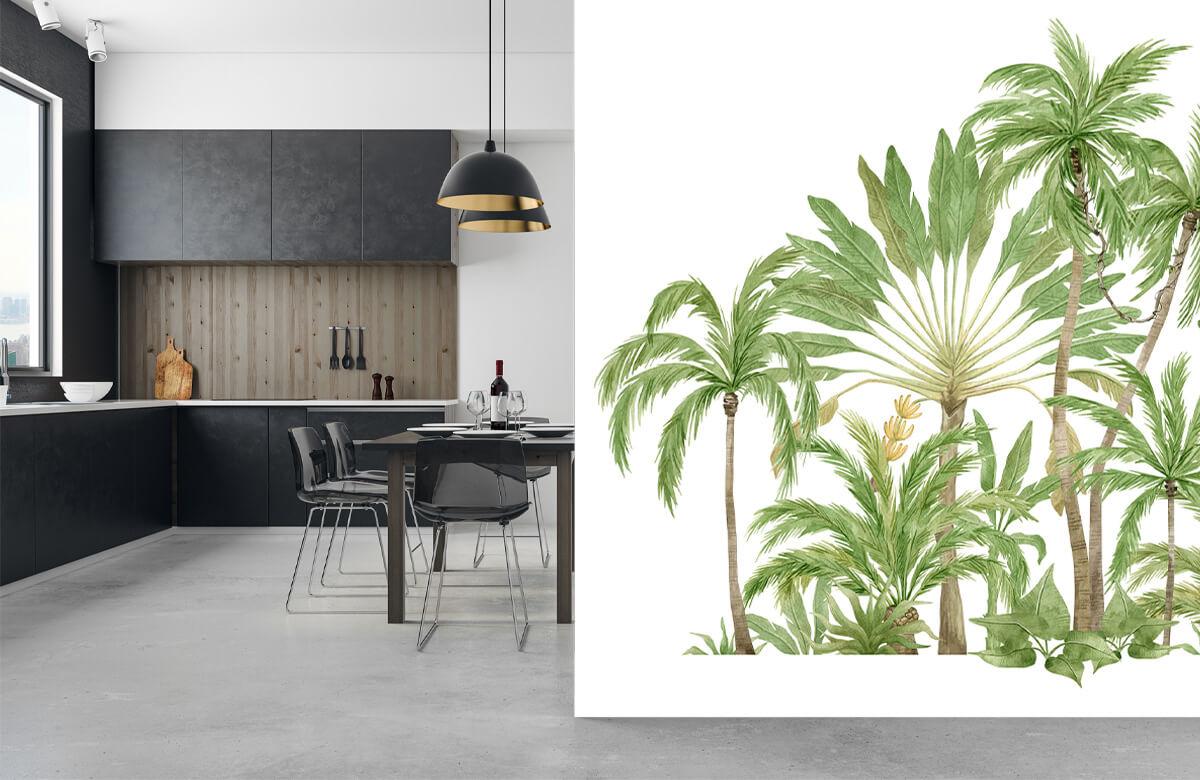 Design de palmiers 2